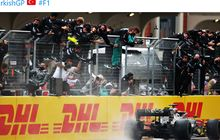 F1 GP Bahrain 2020 - Lewis Hamilton Tak Bakal Kehilangan Fokus