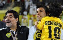 Pernah Jadi Mantu Diego Maradona, Sergio Aguero Turut Kirim Ucapan Belasungkawa