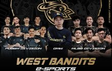 West Bandits Solo Siap Ramaikan Kompetisi E-Sports Indonesia