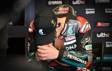 Quartararo Ungkap Rencananya pada MotoGP 2021, Salah Satunya Tidak Emosional