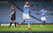 Hasil Lengkap dan Klasemen Liga Inggris - Manchester City Pesta Gol, Liverpool di Puncak Meski Buang 3 Poin