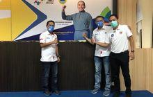 Menpora Zainudin Amali Apresiasi Sosialisasi Youth Fun Juggling Competition Bersama PSSI
