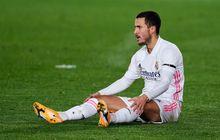 Gocekan Memble Eden Hazard di Piala Super Eropa, Real Madrid Keok