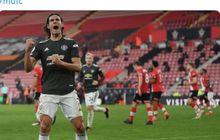 Edinson Cavani Terancam Hukuman FA Usai Jadi Pahlawan Man United, Terlibat Kasus Mirip Luis Suarez