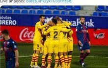 Hasil dan Klasemen Liga Spanyol - Puncak Masih Milik Atletico, Barcelona 5 Besar