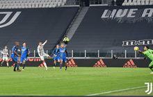Babak I - Gol Ke-13 Cristiano Ronaldo Bawa Juventus Ungguli Udinese