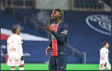 Hasil Liga Prancis - Moise Kean Jimat Pochettino, Mauro Icardi 1 Gol-1 Assist, PSG Menang Besar