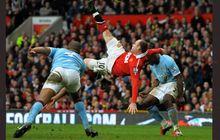 Wayne Rooney Pensiun, Ini 5 Partai Terbaik Si Raja Gol Manchester United