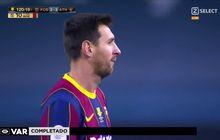 Buntut Panjang Pukul Pemain Athletic Bilbao, Lionel Messi Terancam Absen 12 Laga