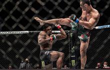 Baru Acara Pertama, Petarung Anyar Jagoan Bos UFC pada 2021 KO Lawan Underdog