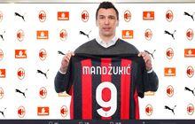 9 Pemain Takluk dengan Nomor Punggung Terkutuk AC Milan, Mario Mandzukic Ke-10?