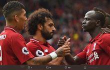 Liverpool Melempem, ke Mana Gol-gol Trisula Mohamed Salah, Roberto Firmino, dan Sadio Mane?