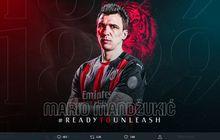 RESMI - Mario Mandzukic Jadi Pemain Anyar Kedua AC Milan, Kenakan Nomor Punggung Terkutuk
