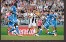 Jadwal Piala Super Italia: Juventus vs Napoli, Prakiraan Formasi, LIVE TVRI Dini Hari Nanti