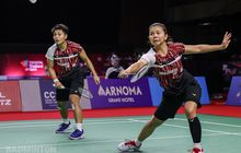 Jadwal Thailand Open II 2021 - Sisakan Asa kepada 3 Pasangan Ganda
