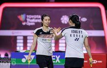 Thailand Open II 2021 - Korea Punya Wakil Terbanyak pada Semifinal