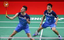 Hasil Bulu Tangkis Olimpiade Tokyo 2020 - Lee/Wang Putus Tradisi Ganda Putra China Raih Emas