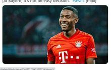Selangkah Lagi ke Real Madrid, David Alaba Bakal Diikat Kontrak 5 Tahun