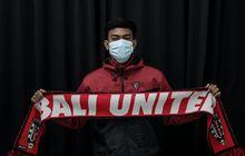 Resmi - Bali United Umumkan Rekrutan Kedua Musim 2021