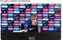 Ronald Koeman Mimisan Setelah Ditanyai 9 Pertanyaan Sevilla Vs Barcelona, Sudah 2 Kali Selama Sebulan