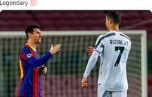 Raja Euro dan Copa America, Ronaldo dan Messi Raih Satu Rekor Kembar Lagi