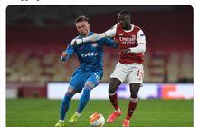 Segalanya Tersedia, Nicolas Pepe Wajib Tampil Apik untuk Arsenal