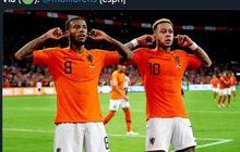 EURO 2020 - Sejajar Cristiano Ronaldo, Wijnaldum Bikin Rekor Langka bersama Belanda