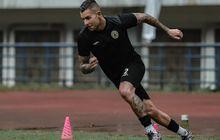 Sedih PSS Gagal Lolos ke Final Piala Menpora 2021, Aaron Evans Puji Perjuangan Tim