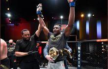 Hasil Lengkap UFC 260 - Francis Ngannou Juara Baru Kelas Berat, Khabib Si Pelatih Menang Lagi