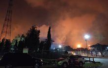 Lama Tak Merumput, Kurnia Meiga Kenang Momen Berlatih di Lokasi Kebakaran Kilang Pertamina Indramayu