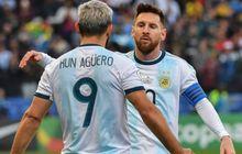 Gercep Datangi Messi usai Pisah dengan Barcelona, Aguero Ternyata Malah Bahas Esports