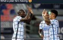 Susunan Pemain Spezia Vs Inter Milan - Momentum Romelu Lukaku Kejar Cristiano Ronaldo