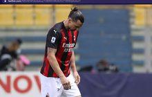 AC Milan Vs Sassuolo - Termasuk Zlatan Ibrahimovic, 4 Pemain I Rossoneri Terancam Absen