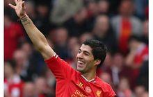 Rumor Pulang ke Liverpool Mencuat, Luis Suarez Pastikan Hanya akan Balik ke Anfield