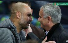 JoseOut Trending Topic, Nasib Mourinho di Tottenham dalam Genggaman Pep Guardiola
