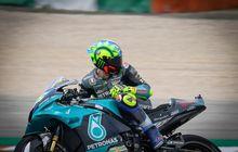Hasil MotoGP Portugal 2021 - Badai Crash, Valentino Rossi Makin Ambyar, Fabio Quartararo Menang Gampang