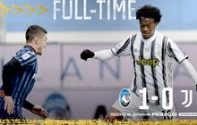 Hasil Liga Italia - Tak Ada Cristiano Ronaldo, Juventus Kepleset di Kandang Atalanta