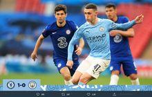 Man City Rontok di Piala FA: Quadruple Ambyar, Rekor Treble Man United pun Selamat