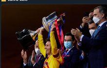 Presiden Klub Liga Spanyol: Lionel Messi Pokoknya Tak Boleh ke Mana-mana