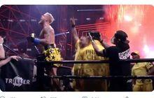 Hasil Tinju Dunia - Jagat MMA Malu Besar, Ben Askren Di-KO YouTuber
