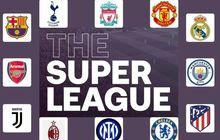 Gabung European Super League, The Big Six Nodai Kesucian Liga Inggris