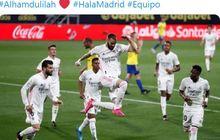 Hasil dan Klasemen Liga Spanyol - Benzema Ucap Alhamdulilah, Real Madrid Meroket ke Posisi 1