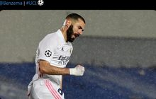 Pergi ke Juventus, Ronaldo Kini Dipecundangi Benzema