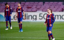 Barcelona Punya Rencana Rahasia jika Griezmann Bertahan, Semua Pemain Berkorban