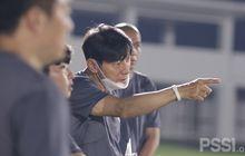 Shin Tae-yong Kritik Aksi Pemain Timnas Indonesia yang Lebih Pilih Lewati Lawan Ketimbang Mengoper