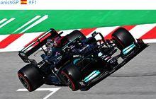 Update Klasemen F1 2021 - Hamilton Gusur Verstappen dari Posisi Teratas