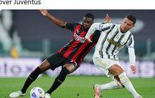 Tubruk Cristiano Ronaldo Sampai Terbang Penyebab Fikayo Tomori Dipermanenkan AC Milan