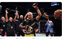 Charles Oliveira Juara Paling Diremehkan, Legenda UFC Berikan Penjelasannya