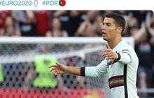 Gara-gara Minuman Bersoda dan Keripik, Ronaldo Sering Kesal dengan Anaknya