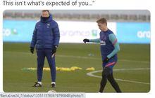 Taktik Baru, Koeman Lebih Galak Latih Barcelona demi Gelar Juara